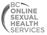 BC Online Sexual Health Services Logo